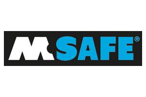 M-Safe logo